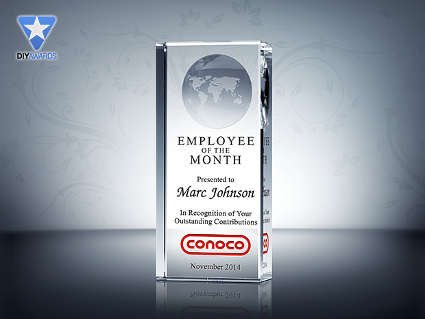 employee of the monthyear award