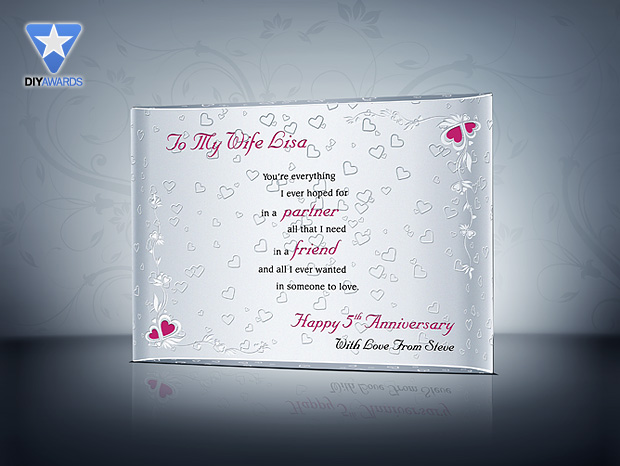 2 Year Wedding Anniversary Ideas For Wife : Wedding Anniversary Gifts: Wedding Anniversary Gifts For Wife