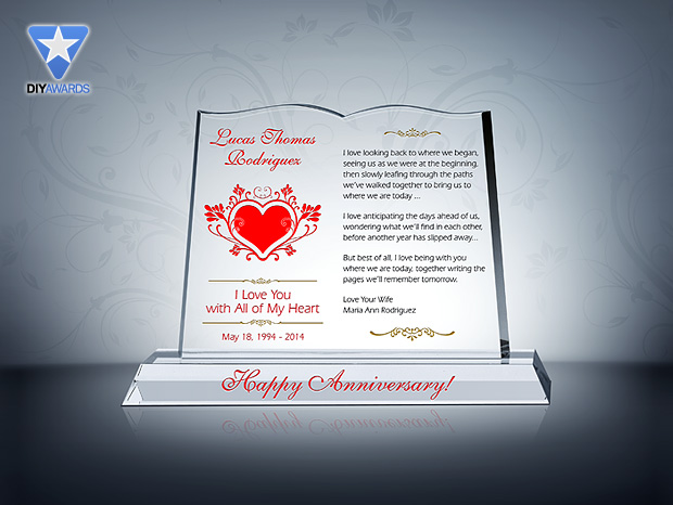 Gift For Husband 25th Wedding Anniversary : ... by Occasion > Wedding Anniversary Gifts > Anniversary Gift for Husband