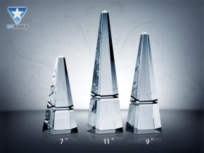 Crystal Obelisk Award